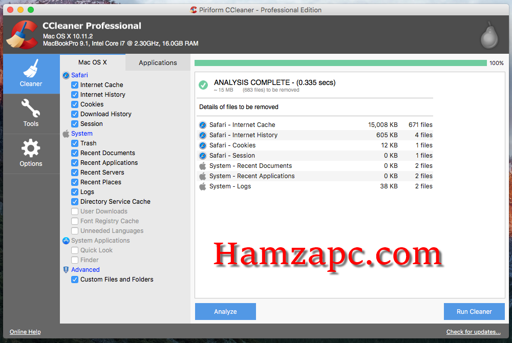 CCleaner Pro 5.66 Crack License Key { Reloaded Version} Free