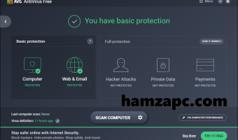 AVG Antivirus 2019 Latest Crack Serial With Activation Key 100% {Working Life-Time}