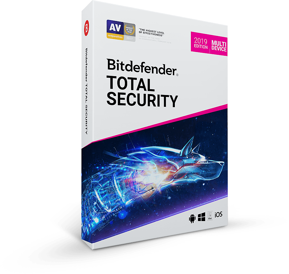 Bitdefender Total Security Crack With Activation Code 2019 { Lifetime }