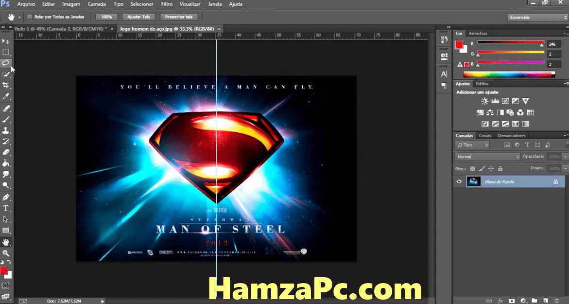 Adobe Photoshop CC v20.0.2 Crack + Full Version Free Download {Latest}