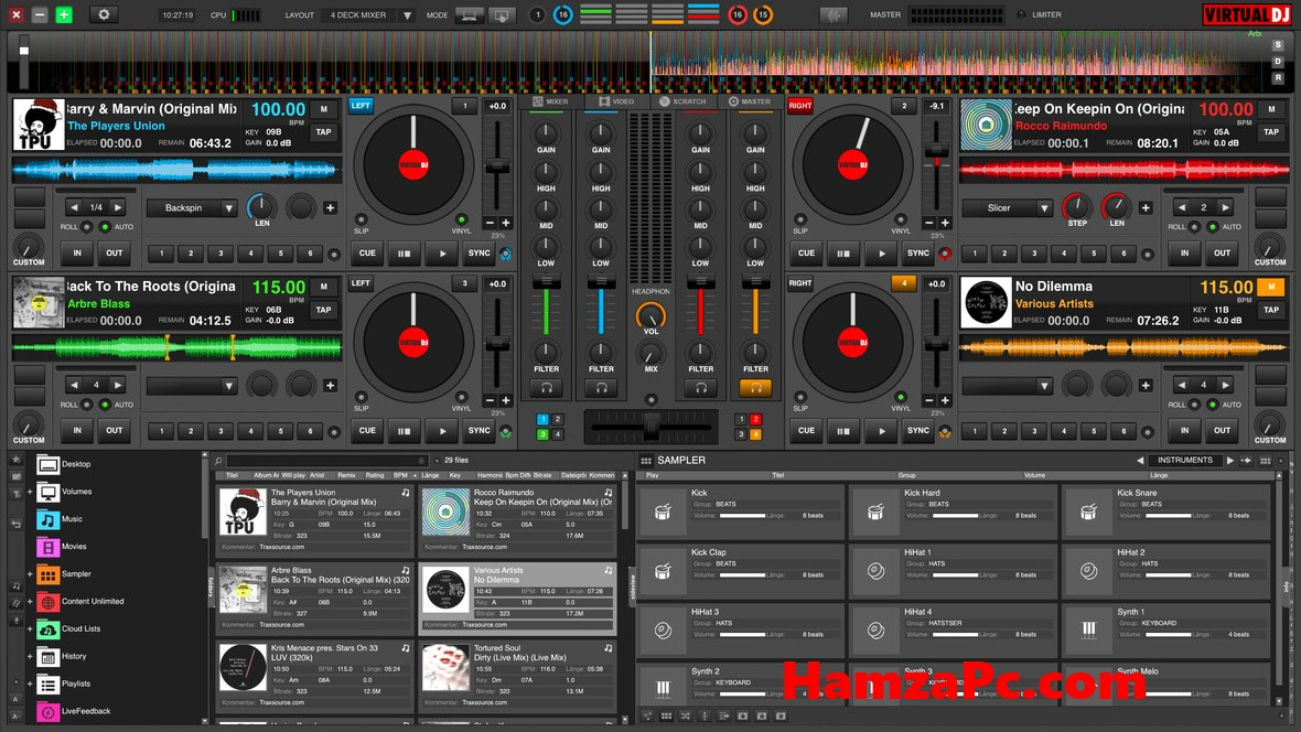Virtual DJ 8 Pro Crack + License Key Full Free {Life-Time}