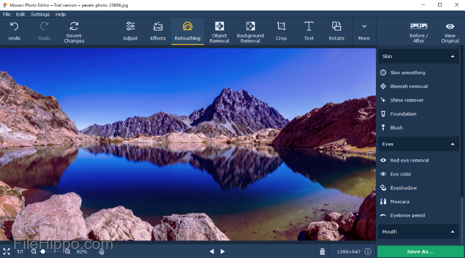 Movavi Photo Editor Crack 6.0.0 {License Key +2019}