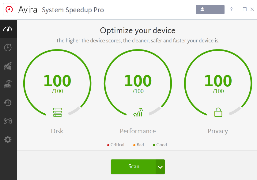 Avira System Speedup 6.30.10788 With Crack