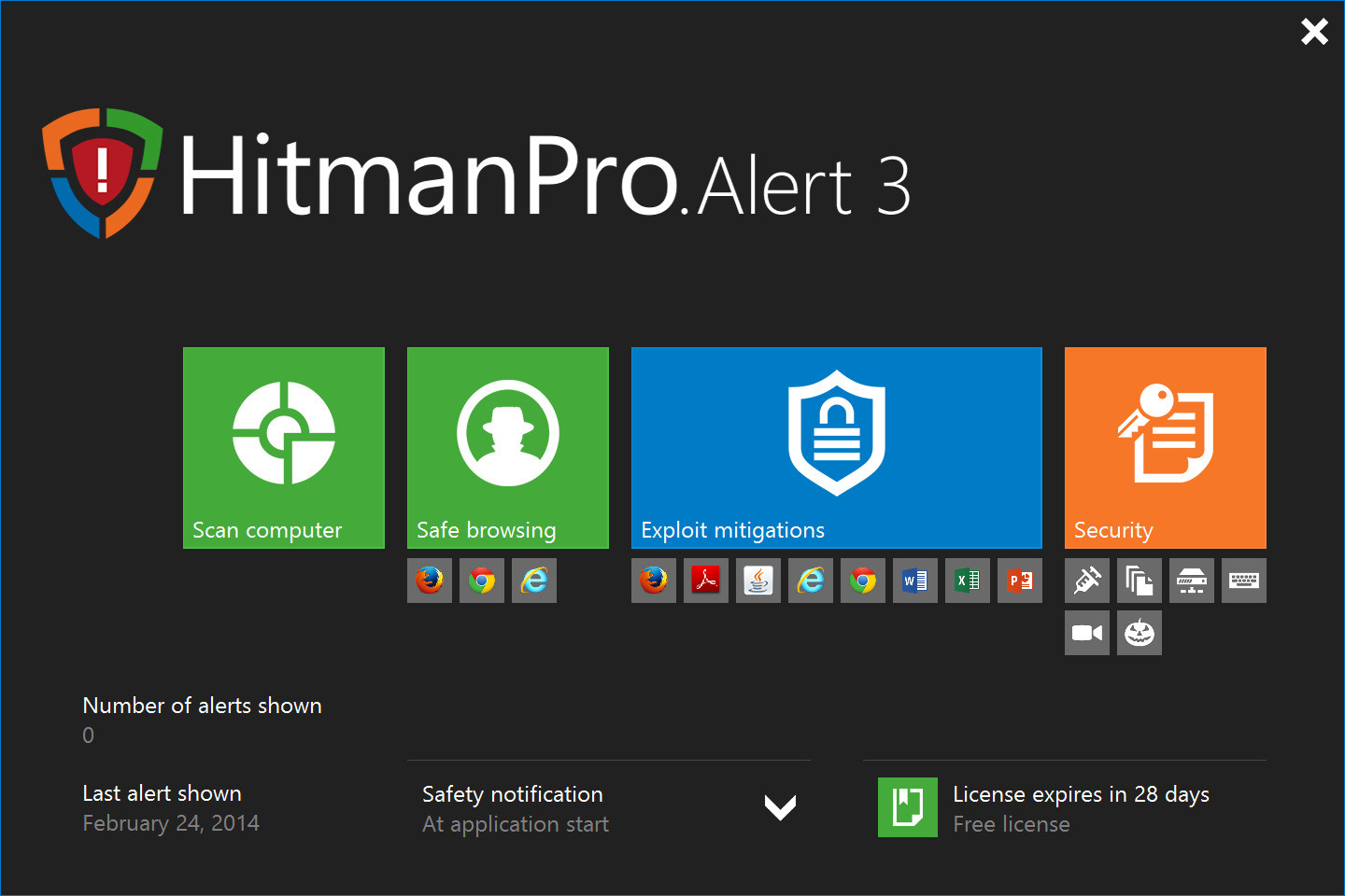 Hitman Pro Alert Crack 3.8.0 {serial Key +2019}