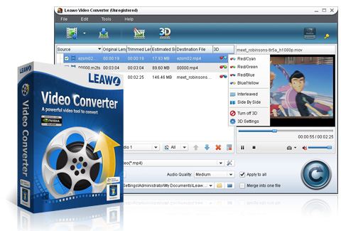 Leawo Video Converter Ultimate 8.2.0.0 Crack + Activation Keys 2020
