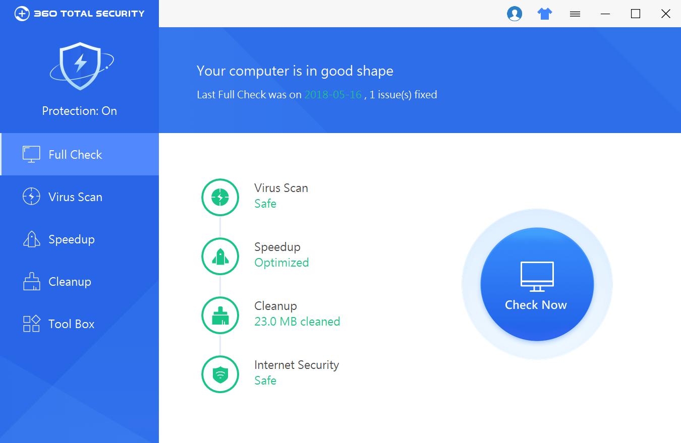 360 Total Security 10.6.0.128 Crack {Keygen 2020 Free Download}