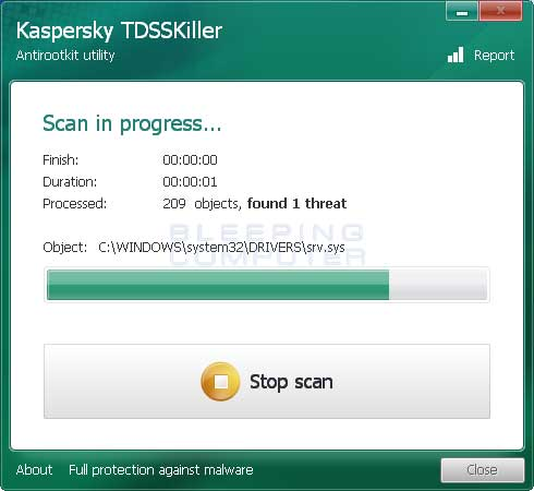 Kaspersky TDSSKiller 2020 Crack Full Download [Portable]